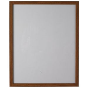 View Walnut Effect Wood Picture Frame (H) 20.7cm x (W)15.7cm details