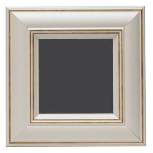 View Cream Wood Picture Frame (H) 17cm x (W)17cm details