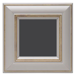 View Taupe Wood Picture Frame (H) 17cm x (W)17cm details