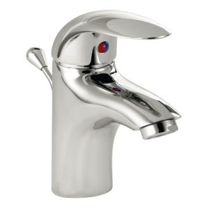 View Cooke & Lewis Wave 1 Lever Basin Mixer Tap details