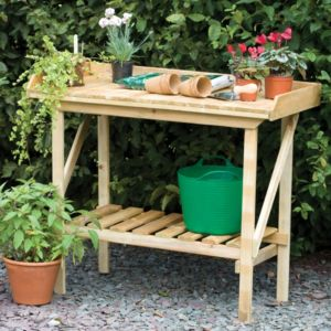 View Blooma Softwood Potting Bench details