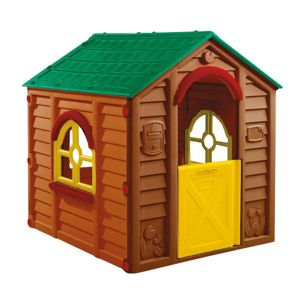 View Blooma 4X4 Rancho Plastic Playhouse details