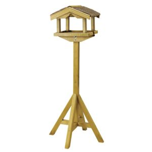 View Verve Timber Bird Table details