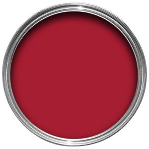 View Colours Feature Wall Classic Red Matt Emulsion Paint 1L details