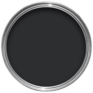 View Colours Premium Any Room One Coat Black Matt Emulsion Paint 2.5L details