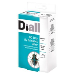 View Diall 60 Day Trap & Repeller Universal Insect Control 87G details