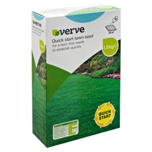 View Verve Quick Start Lawn Seed 1.5kg details
