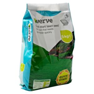 View Verve Quick Start Lawn Seed 5kg details