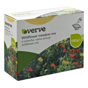 View Verve Annual Wildflower & Grass Seed 150G details