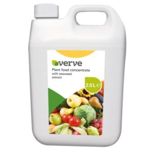 View Verve Plant Food Concentrate with Seaweed Extract 2.5L details
