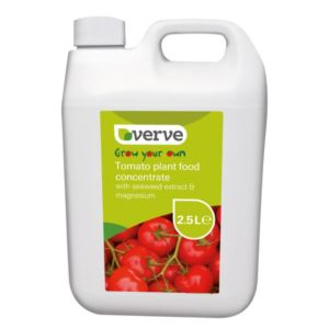 View Verve Grow Your Own Liquid Concentrate Tomato Plant Feed 2.5L details