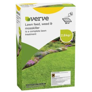 View Verve Lawn Feed, Weed & Moss Killer 2.8kg details