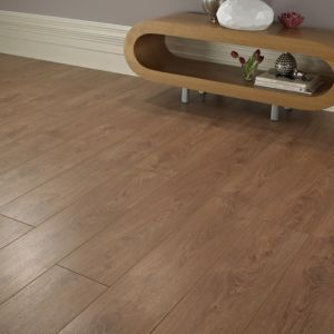 View Colours Bandura Bologna Oak Effect Laminate Flooring 2.25m² details