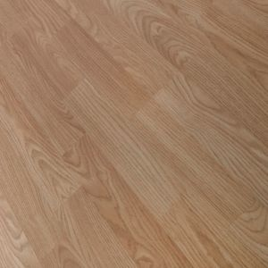 View B&Q Value Oak Effect 3 Strip Laminate Flooring 3m² details