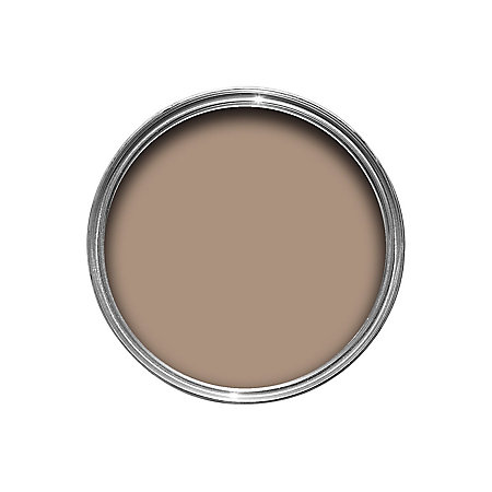 Colours Interior Exterior Mary Jane Brown Gloss Wood Metal Paint 750ml Departments Diy