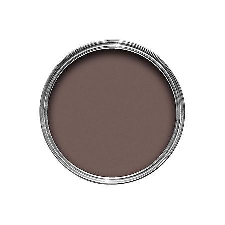 Colours Interior Exterior Cocoa Bean Gloss Wood Metal Paint 750ml Departments Diy At B Q