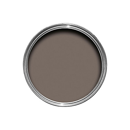 Colours interior exterior black pepper gloss wood metal paint 750ml departments diy at b q - Exterior wood and metal paint set ...