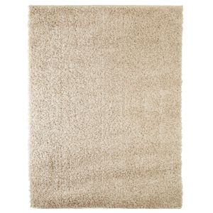 View Colours Kala Cream Rug (L)1.6m (W)1.2m details