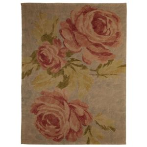 View Colours Sadie Multicolour Rose Rug (L)1.7m (W)1.2m details