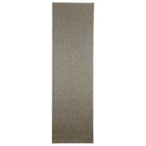 View Colours Fearne Grey Synthetic Runner (L)2.0m (W)600mm details
