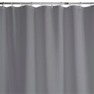 View Cooke & Lewis Grey Gaisa Waffle Shower Curtain details