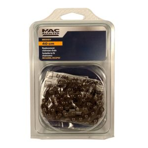 View Mac Allister MC007 57 Chainsaw Chain details