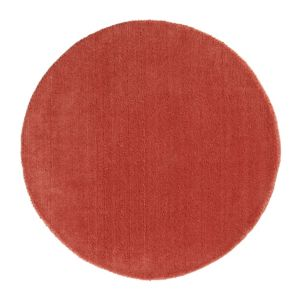 View Colours Silas Orange Rug (L)800mm (W)800mm details
