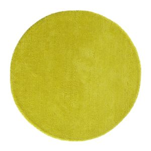 View Colours Silas Yellow Rug (L)800mm (W)800mm details