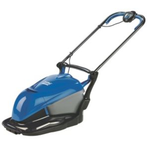View Mac Allister HOVER COLLECT Corded Metal Hover Lawnmower details