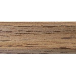 View B&Q Value Oak Effect MDF Scotia Trim details