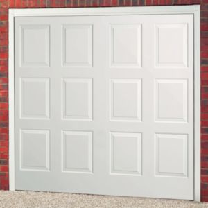 View Dakota Framed Garage Door, (H)1981mm (W)2438mm details