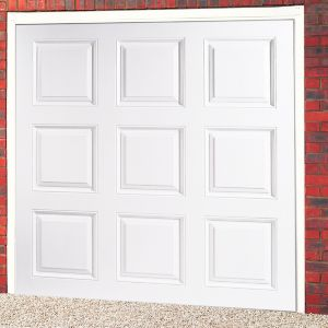 View New York Framed Garage Door, (H)1981mm (W)2438mm details