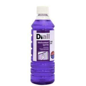 View B&Q Methylated Spirit 500ml details