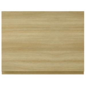 IT Kitchens Marletti Horizontal Oak Effect Belfast Sink Door (W)600mm