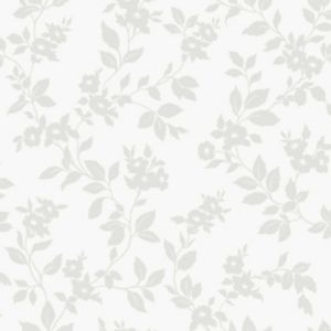 View Colours Paste The Wall Mayflower Silver Wallpaper details