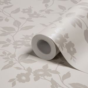 View Mayflower Silver Effect Wallpaper details