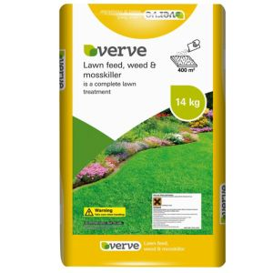 View Verve Lawn Feed, Weed & Moss Killer 14kg details