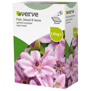 View Verve Fish, Blood & Bone Plant Food 1.5kg details