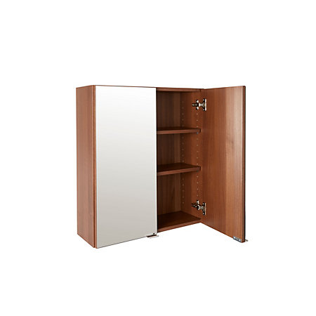 cooke lewis sorella mirror cabinet h 672 852mm w 600mm rooms