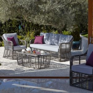 View Brizo Seater Garden Furniture Set details