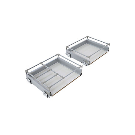 It Kitchens Premium Deep Pan Drawer Box W 500mm Departments Tradepoint