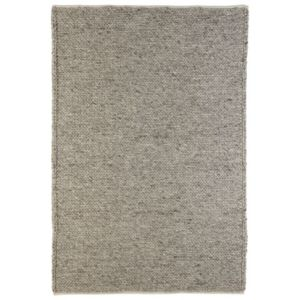 View Colours Claudine Grey Thick Knit Rug (L)2300mm (W)1600mm details