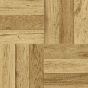 View Colours Traditional Rustic Parquet Oak Effect Self Adhesive Vinyl Tile Pack 1.02 m² details