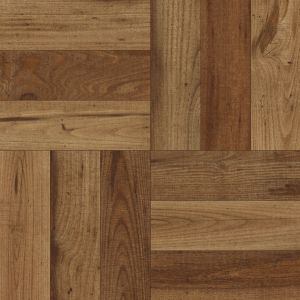 Image of Colours Dark oak effect Self adhesive Vinyl tile 1.02 m² Pack