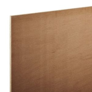 View Exterior Plywood Board (L)1220mm (W)607mm (Th)9mm Pack 4 details