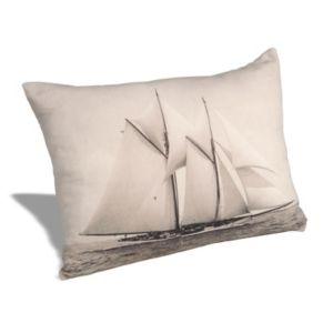 View Tide Ship Light Grey Cushion details