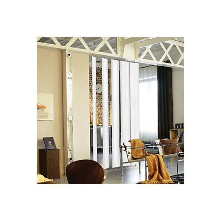 Yotta White Room Divider Single Blade Departments