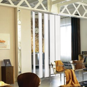 View Yotta White Room Divider Single Blade details