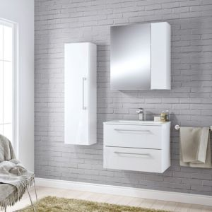 View Cooke & Lewis Paolo Gloss White Furniture Pack details