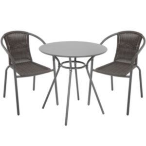 View Adria Metal 2 Seater Bistro Set details
